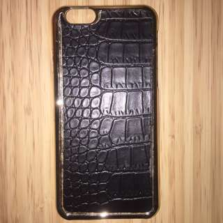 case kulit black n gold