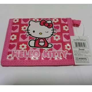 HELLO KITTY WALLET (SANRIO)
