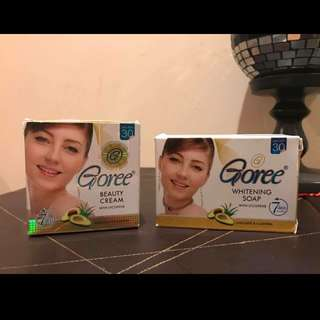 Goree whitening soap