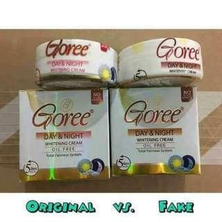 Goree day and night cream