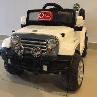 Jeep toys vehicle