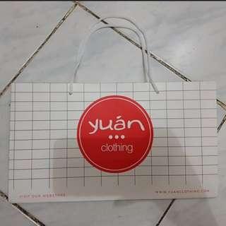 Paperbag YUAN