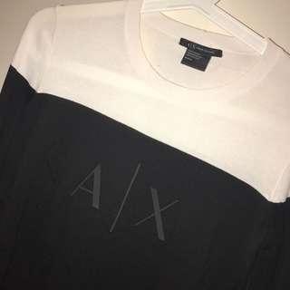 Armani Exchange knitting shirt