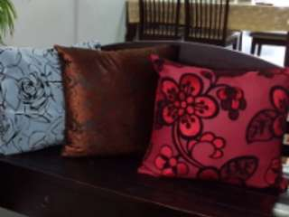 "Cushion Covers 60""x60"""