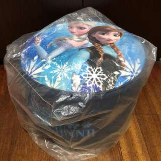 Frozen Soft and Round Stool for kids