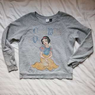Forever 21 Snow White Sweater