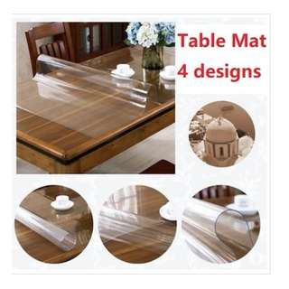 Table / floor Mat soft PVC - 1.5mm thickness