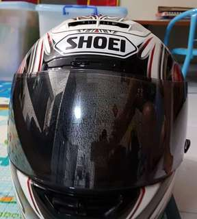 Shoei full face helmet size S