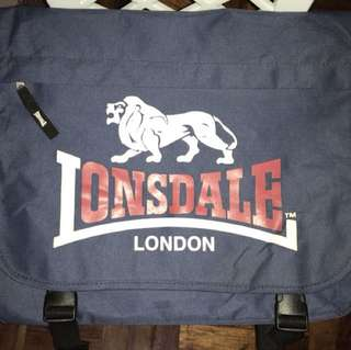 Lonsdale Cambridge Satchel Lambretta Fred Perry