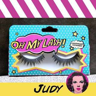 Fake eyelashes for SALE, handmade trimmed high quality eyelashes. S$7 for 12pairs!