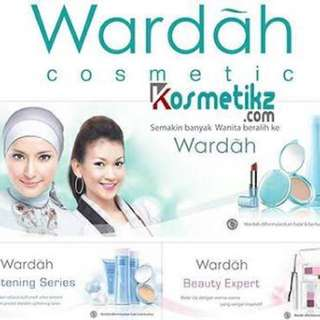 [PO] Indonesian Cosmetics - Kosmetik Indonesia Brand - Wardah, Shinzui, Mustika Ratu, LipIce, Purbasari, - HALAL