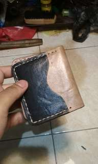 BIFOLD LEATHER WALLET