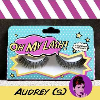 Fake eyelashes for sale! S$7 for 12pairs