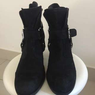 Sportsgirl Leather Boots