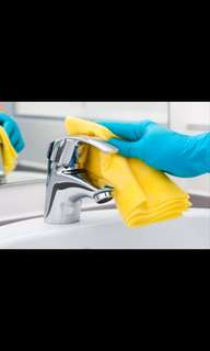 Part Time Home Cleaner (3 hrs $54)
