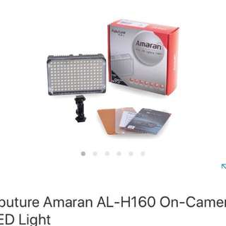 Amaran AL-H160 camera light rent