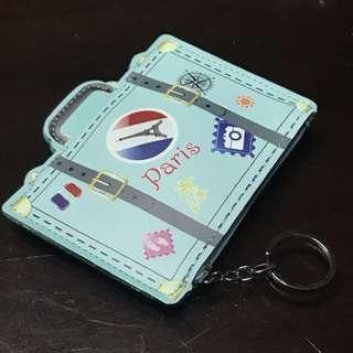Luggage Coin Purse