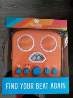 收音機加擴音器