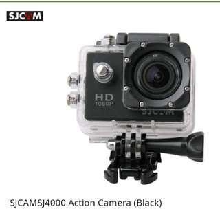 SJ4000 Sports Cam