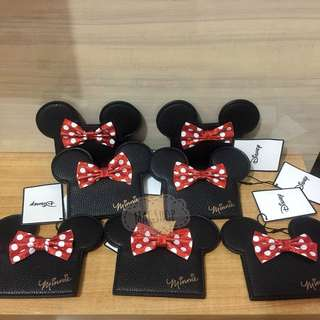Minnie mouse card holder by Primark (tempat kartu)