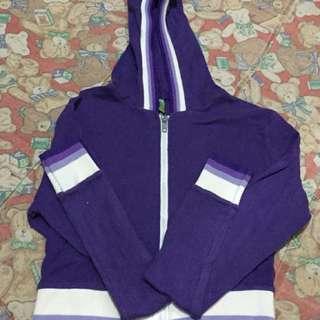 Boy's hoodie jacket