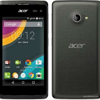 Unlocked - Acer Liquid z220; 8 GB; Android 5.0