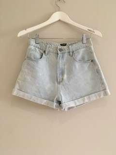A.Brand shorts size 8