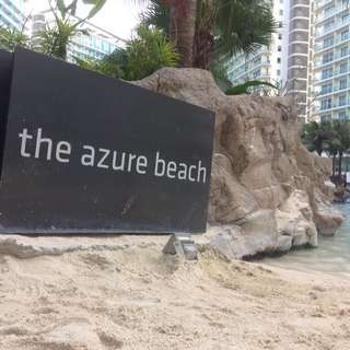 Staycation @ azure beAch club