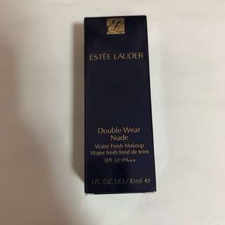Estee Lauder Double Wear Nude 1W1 Bone