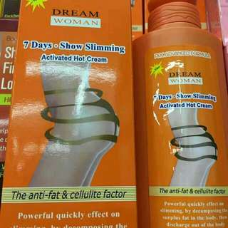 DREAMWOMAN SLIMMING CREAM