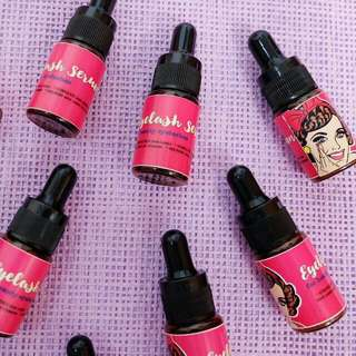 Eyelash Serum By Blishful