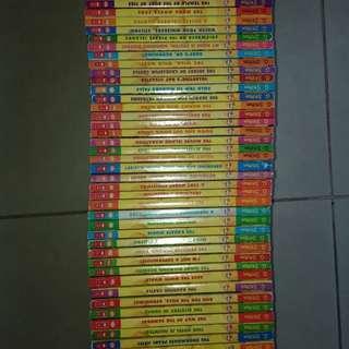 63 Geronimo books