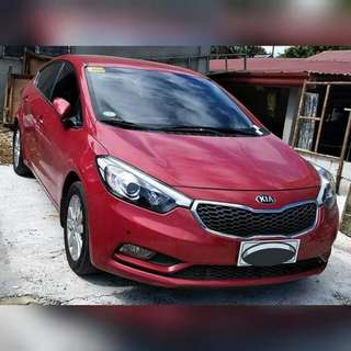 RUSH!!! Car for sale Kia forte 2016