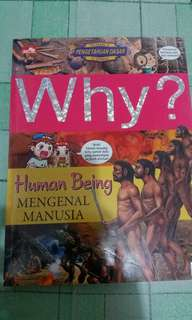 Why human being