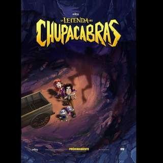 [Rent-A-Movie] THE LEGEND OF CHUPACABRAS (2016) [MCC004]