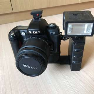 Nikon F80 相機