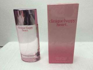 Clinique Happy Heart (Original Perfume) legit ✔️ 100 ml