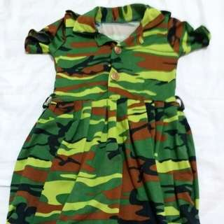 Army dress for sale