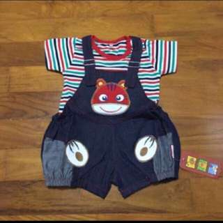 Baby Romper (up to 12 months)