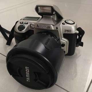 Nikon Tamron F60