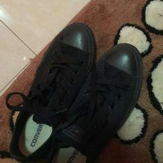 Converse all black (orig)