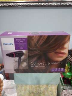 Philips Compact Hairdryer