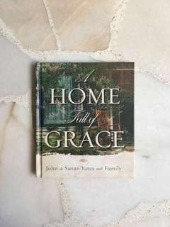 Christian Book: A Home Full Of Grace