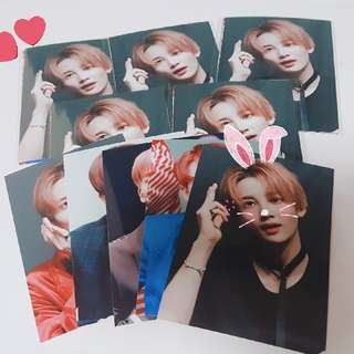 JEONGHAN photo set by HANITIME