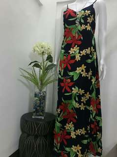 Maxi dress :Quality direct supplier