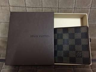 LV 正品二手銀包