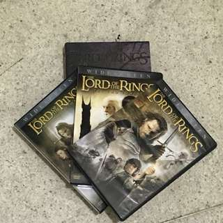 BUNDLE Lord Of The Rings complete