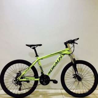 "(Sold out)D'KAL 26"" Mountain Bike"