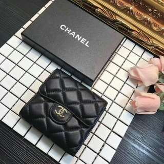 Chanel Trifold Wallet Grade 1:1
