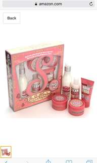 Soap and glory soaper heroes gift set